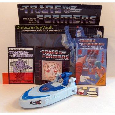 Scourge - Decepticon Transformers Generation 1 g1