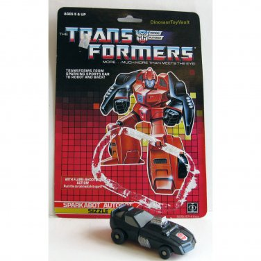 Sizzle - Autobot Transformers Generation 1
