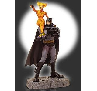 Batman Dark Knight Strikes Again Statue