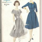 Vintage Vogue Special Design Pattern 4106