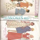 4 Vintage Maternity Sewing patterns