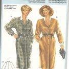 Burda 6790 uncut dress pattern sizes 16, 18, 20, 40, 42, 44