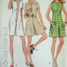 Vintage Butterick Dress or Pantdress Pattern 5800