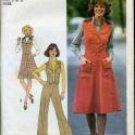 Vintage Simplicity 7044 Vest, pants & skirt Size 12
