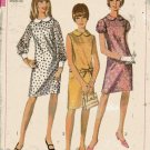 Vintage dress pattern Simplicity 7008 Size 12