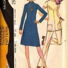Vintage McCall's 2952 tunic, dress, pants pattern Size 12
