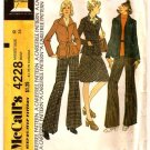 Vintage McCall's 4228 Pattern Jacket, skirt & pants