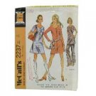 Vintage McCall's pattern 2237 dress & pants