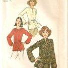 Vintage Simplicity Misses Top Pattern Size 14 Bust 36