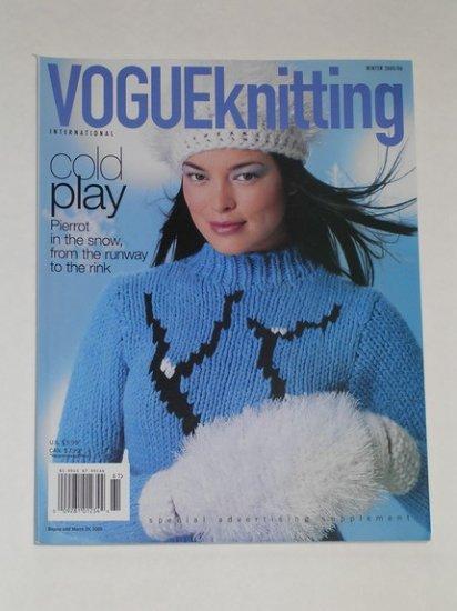Vogue Knitting International Magazine Winter 2005/06