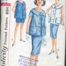 Vintage Simplicity 3485 Maternity pattern size 16 B36