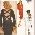 Butterick pattern 4990 Dress evening uncut OOP size 6, 8, 10
