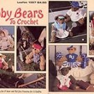 Hobby Bears to Crochet by Karen G. Williams Leisure Arts