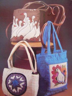 "fabric ""designer"" Handbags, clutches & totes by Lynn Paulin"
