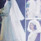 Butterick 3753 Beautiful Bridal Veils