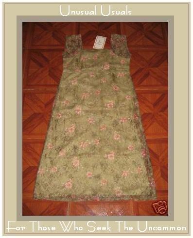 NWT APRIL CORNELL Pudding Shop Amour Dress SIZE 1 S M
