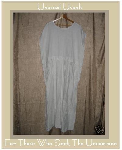 FLAX by Jeanne Engelhart Boxy Pleat Dress 2 Generous 2G