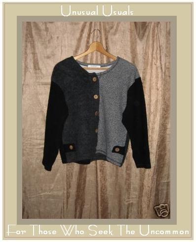 Aly Wear ALYWEAR Nothing Matches Cardigan Sweater Shirt MEDIUM M