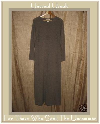 FABULOUS Millar Irish Knit Wool Sweater Dress Size Small S Medium M