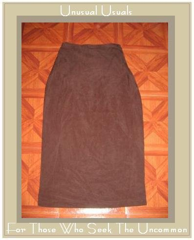 EILEEN FISHER LONG SILK RAISIN WRAP SKIRT SIZE 2 MEDIUM M
