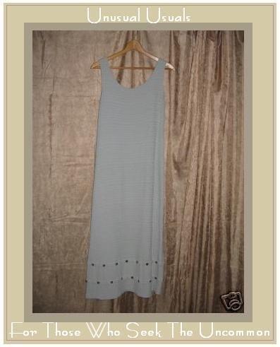 KOKOON Funky Boutique Buttoned Ruffle Hem Dress Small S
