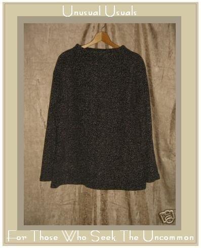 COLDWATER CREEK Soft Knit Pullover shirt top Medium M