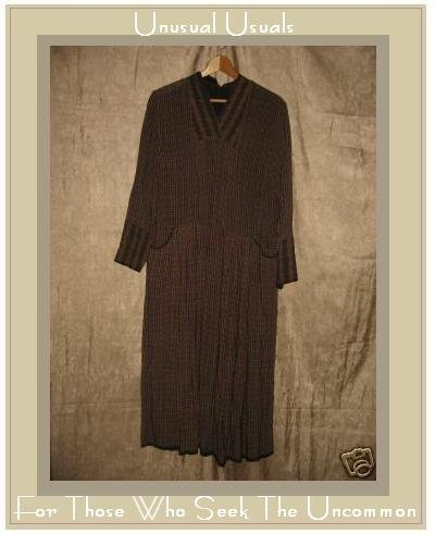 Angelheart Designs by Jeanne Engelhart Reversible Dress Petite P