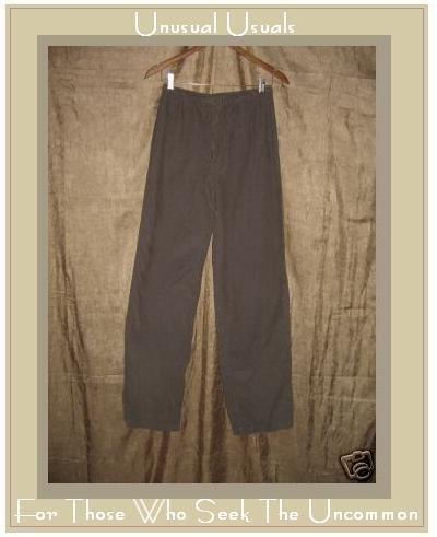J. JILL Soft Gray Corduroy Pants Slacks Small Tall ST