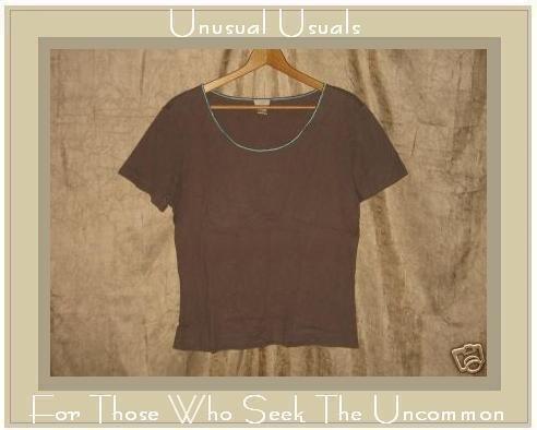 J. JILL Soft Brown Pullover Sweater Shirt Top JJILL LT