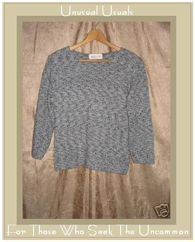 Avalin Light Knit Pullover Sweater Shirt Top Small S
