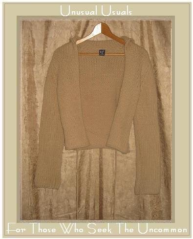 GAP Soft Camel Lambswool Cardigan Sweater X-Small XS