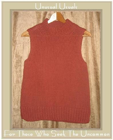 J. Jill Thick Berry Cotton Knit Pullover Sweater Tunic Top Small S