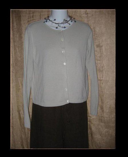 Banana Republic Light Button Cardigan Sweater Shirt Top Small S