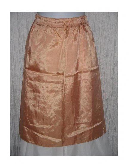 New Yellin NY Short Slinky Blush Acetate Skirt One Size OS
