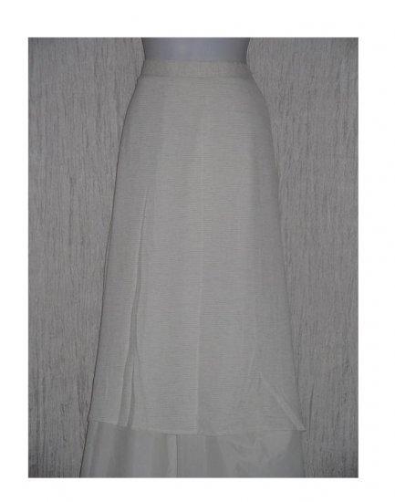 ST. Germain Woman Shapely Calf Length Skirt 2X