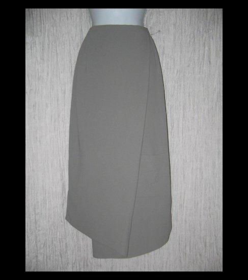 New Origami Breakfast in Tokyo Boutique Art to Wear Skirt Size 3 L XL