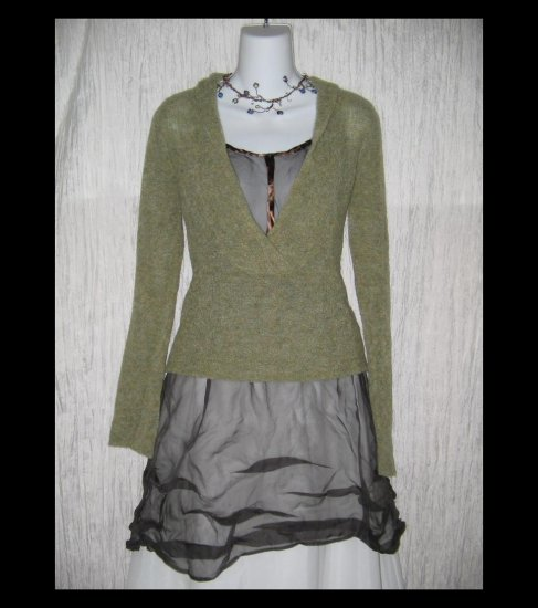 Free People Light & Airy Wool Pullover Sweater Medium M