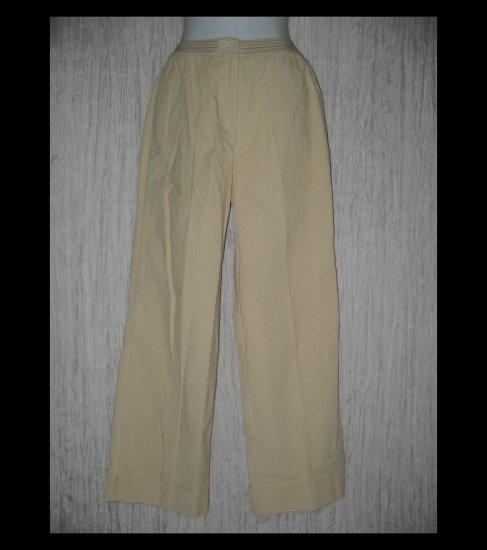 J. JILL Soft Buttery Yellow Wide Leg Corduroy Trousers Pants 2P 2 Petite