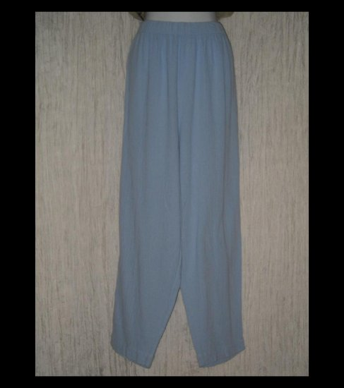 New HOT COTTON by Marc Ware Blue Cotton Pants 3X
