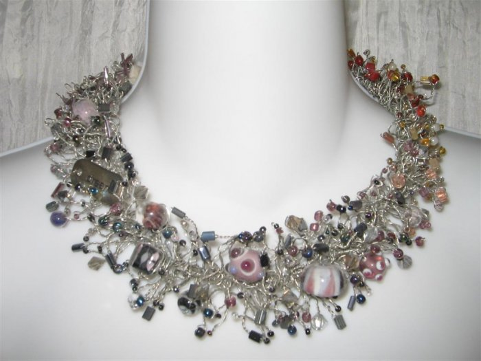 NEW Ever & Anon Whimsical Twilight Circus Dream Necklace