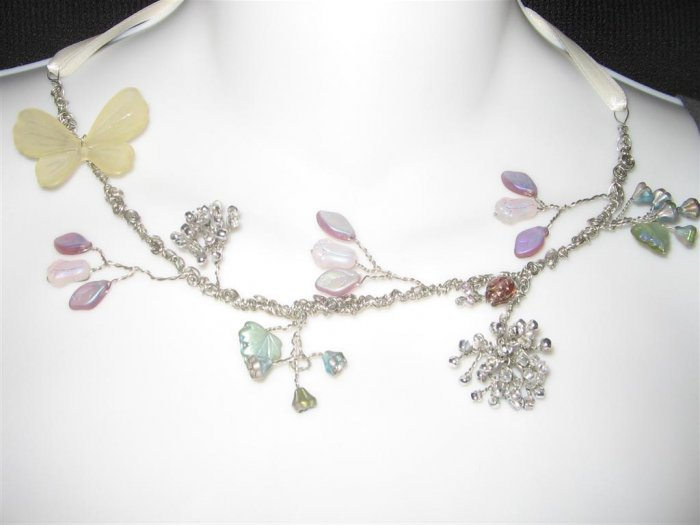 NEW Ever & Anon Whimsical Spring Equinox Becoming Necklace