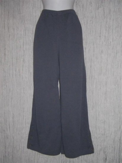 Stephanie Schuster for Princess Knitwear Gray Knit Pants L