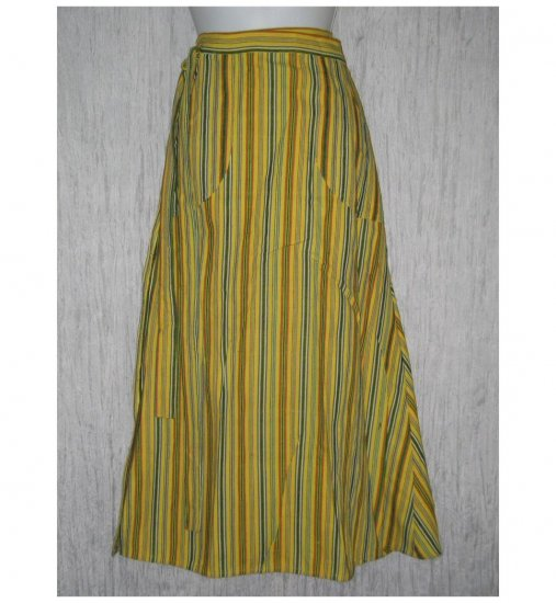 The Mayan Renaissance Long Vintage Wrap Skirt One Size