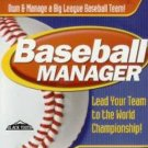 Baseball Manager Team Strategy Game with Scouting Reports New