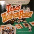 Texas Hold'em Poker Casino Gambling Game PC CD New