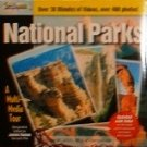 NATIONAL PARKS Multimedia Video Tour CD New
