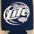 Miller Lite Beer Logo Print Fun New Can Koozie Coolie