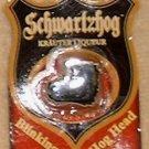 Schwartzhog Liqueur Party Fun Pin Blinking Hog Head New