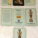 St Germain Liqueur Elderflowers Ad Print Pamphlets  - 24 Lot  - New