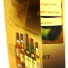 Glenlivet Whiskey Tasting Booklet w Info Cards Collectible New